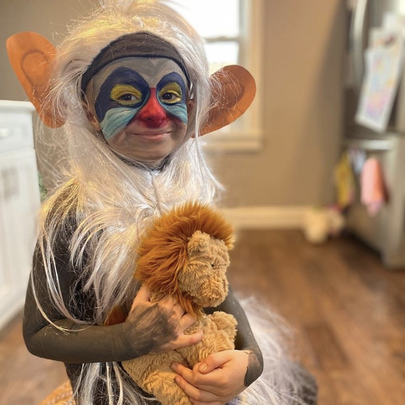 Syd as Rafiki
